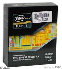 Intel BX80619I73970X SR0WR Core i7-3970X Processor Extreme Edition 15M Cache NEW