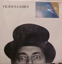 Yello Vicious Games Ext & Instrumental , Blue Nabou Uk 12""
