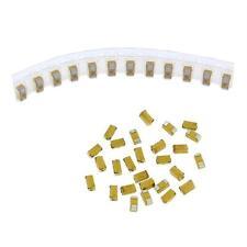50x Tantal Kondensator SMD 0,1µF 35V 125°C ; Gr. A ; TAJA104K035R ; 0,1uF