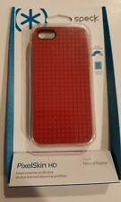 NEW! Speck Product PIXELSKIN HD iPhone 5/5s case - Pomodoro Red