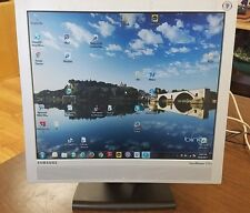 "Samsung SyncMaster 173B 17"" LCD Monitor with built-in speakers"