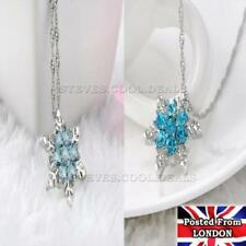 Diamond (Imitation) Mixed Metals Charm Costume Necklaces & Pendants