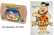 The FLINSTONES:Complete Serie Limited Edition 166 episodes/24 DVD Set Free Shi