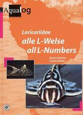 AQUALOG, Loricariidae All L-Numbers, New Edition