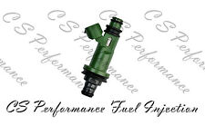 OEM Denso Fuel Injector (1) 195500-3400 Rebuilt by Master ASE Mechanic USA