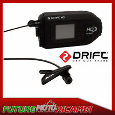 MICROFONO ESTERNO TELECAMERA DRIFT GHOST HD 1080p ACTION CAM MICROPHONE