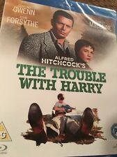The Trouble With Harry (Blu ray Region Free) Hitchcock FAST SHIPPING Sealed