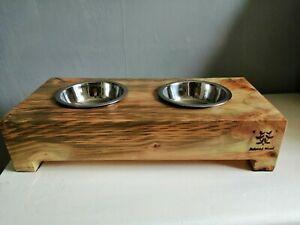Solid Wood Dish Holder