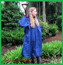 GardenGirl  Showerproof Jacket  / Coat Blue Paisley  Designed For Women by Women