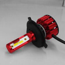 Pair H4 Mini 9003 HB2 LED Headlight Kit Hi/Lo Beam 6000K  200m light range IP68