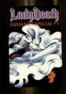 LADY DEATH SWIMSUIT SPECIAL 1 (9.8) CHASOS (B038)