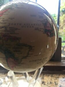 Mova Globe Antique  Spin NEW  MG45 ATE