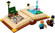 Lego 40291 Libro di Racconti Creativo - Creative Hans Christian Andersen Story