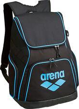 arena Japan Swim-Swimming Swimmer's Bag Back Pack ARN-6429 2016 Black Blue