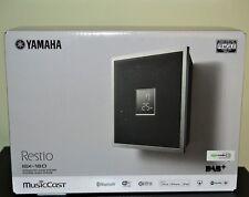 Yamaha Restio ISX-18D Kompakt Stereoanlage mit MusicCAST (weiß). Neuware, versiegelt.