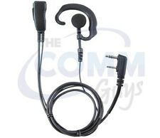 PRYME™ Pro-Grade Earhook Headset for KENWOOD TK3360 NX320 TK3400 TK3312 Radio