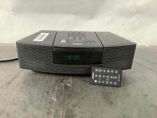 New listing Bose Wave Radio Cd Player Alarm Clock Awrc-1G Remote Bundle