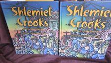 SHLEMIEL Crooks~ Anna Olswanger & SIGNED by Paula Goodman Koz  HbDj  NEW in MELB
