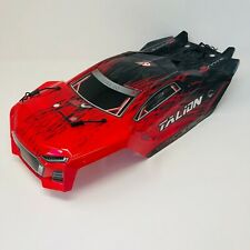 Arrma Talion V4 2019 Red/ Black Body Shell Bodyshell with Decals 6S AR406135 New