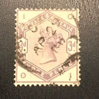 Great Britain 1883-84 stamp - Scott # 102 CV $100 H NG