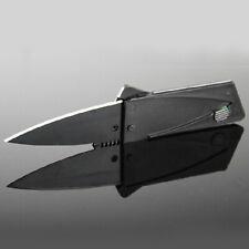 Kreditkartenmesser Messer Armee Klappmesser Taschenmesser Überlebenswerkzeug