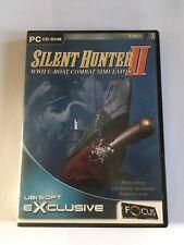 Silent Hunter II 2 U-Boat Combat Simulator PC GAME