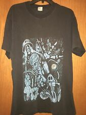 Vtg 90s Alice In Chains 93 Tour Shirt Grunge Nirvana L