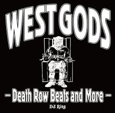 DJ RING-WEST GODS -DEATH ROW BEATS AND MORE--JAPAN CD C94