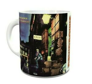 Seventies Music Albums - David Bowie Rise and Fall Of Ziggy Stardust Coffee MUG