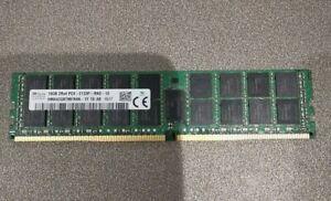SK Hynix 16GB PC4-2133P 2Rx4 ECC HMA42GR7MFR4N 288-PIN Server Memory