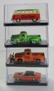 1:64 Scale M2 Machines Acrylic Auto Case (Single) * Must Have For Displaying!