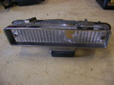 1968 CHRYSLER IMPERIAL LH FRONT TURN SIGNAL HOUSING & LENS LEBARON CROWN