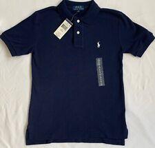 New Ralph Lauren Boys Cotton Polo-shirt S8Years