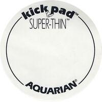 AQUARIAN STKP1 SUPER THIN KICK PAD FOR BASS DRUM  BASS BEATER PAD