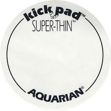 AQUARIAN SUPER THIN KICK PAD FOR BASS DRUM  BASS BEATER PAD