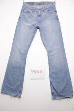 levis 516 Bootcut Boyfriends Jeans gebraucht (Cod.U603) Tg.43 W29 L34 donna