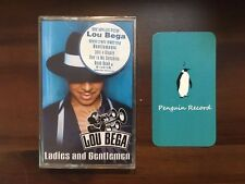 LOU BEGA - LADIES AND GENTLEMEN CASSETTE TAPE KOREA EDITION SEALED