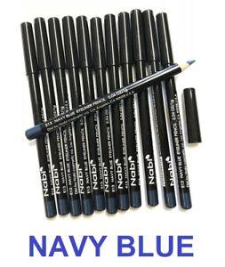 Nabi Eyeliner Pencil Super Soft Creamy Kohl #E13 NAVY BLUE (DARK BLUE)