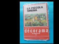 LA PICCOLA SIRENA (TRASFERELLI/DECALCOMANIE)