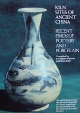 BOEK/LIVRE/BOOK : CHINESE PORCELAIN & POTTERY (kiln antique chinees porselein)