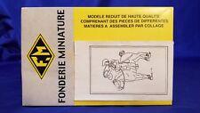 Fonderie Miniature FN4583 Armee De Talmont Sonneur De Trompe Metal Open Complete