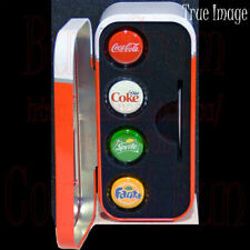2020 Coca-Cola Vending Machine 4x$1 Fine Silver Proof Bottle Cup Coin Set Fiji