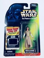 Princess Leia Star Wars POTF Power of The Force Freeze Frame Collection 1 Ewok