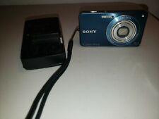 Sony Cybershot Camera DSC-W350 14.1 MP Blue -  - D14