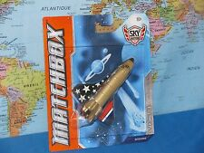 MATCHBOX SKYBUSTERS STAR SHUTTLE OUTER SPACE ***BRAND NEW & RARE***