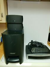 Bose Av3-2-1 Home Entertainment System, Complete W/All Cables, Speakers + Remote