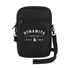 Dynamite Forever Satchel Black Crossbody Skate Travel Bum Bag