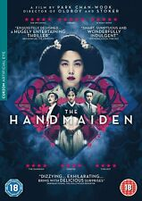 THE HANDMAIDEN di Park Chan Wook DVD in Coreano NEW .cp