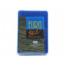 horquillas eurostil moño invisible bronce 400 unidades pack 10 cajas envio grati