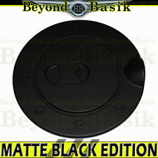 1994-2008 DODGE RAM 1994-2011 DAKOTA MATTE BLACK Fuel Gas Door COVER Overlays